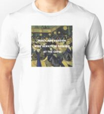 The Copacabana in Arles Unisex T-Shirt