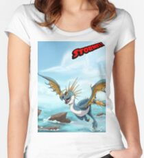 Stormfly Women's Fitted Scoop T-Shirt