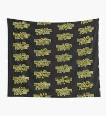 Star Wars Arabic - Classic Yellow Logo (version 2.0) Wall Tapestry
