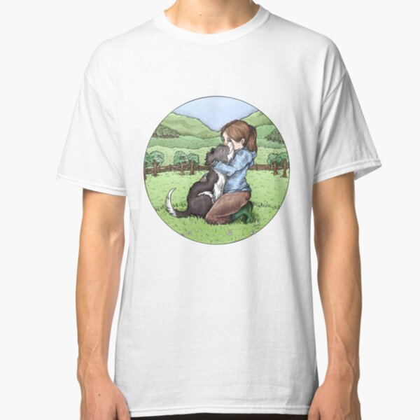 Collie Love Classic T-Shirt