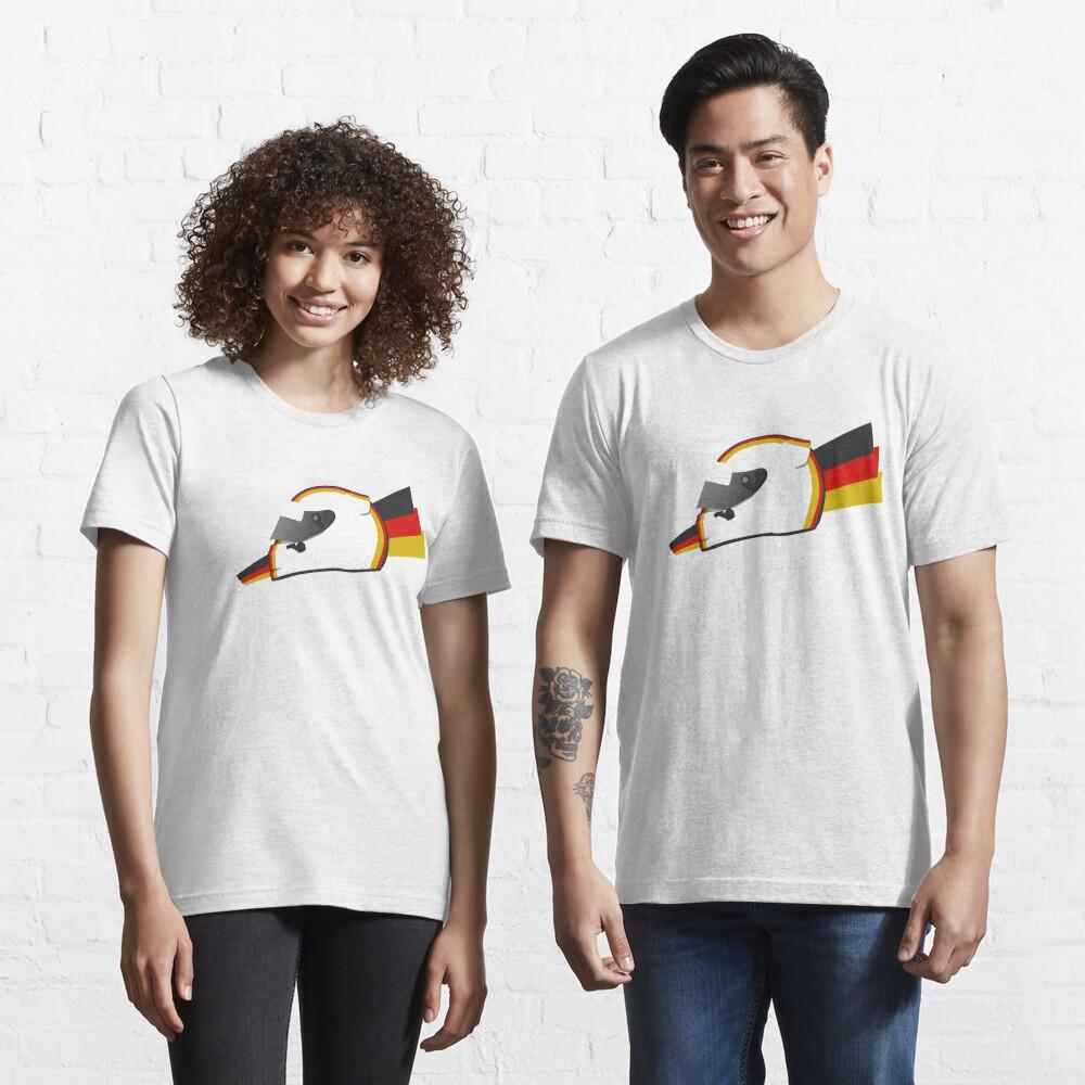 Current German racing driver Helmet design Essential T-Shirt