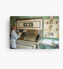 Blists Hill Chippy  Metal Print