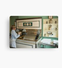 Blists Hill Chippy  Canvas Print