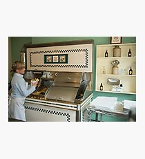 Blists Hill Chippy  Photographic Print