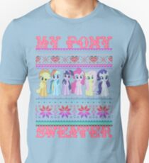 My Pony christmas sweater Unisex T-Shirt