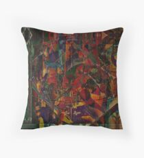 Rapture #4 Throw Pillow