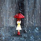 Walk Through the Rain by Rachelle Dyer