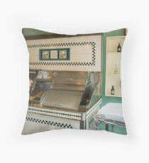 Blists Hill Chippy  Throw Pillow