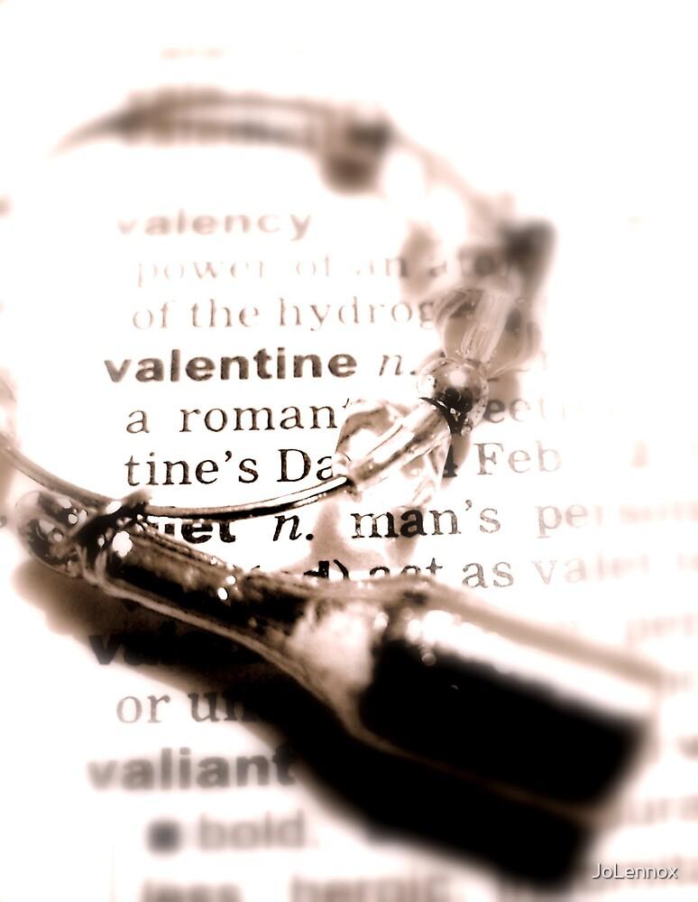 Valentine Charm by JoLennox