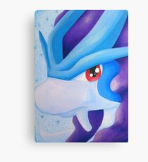 Suicune! Canvas Print