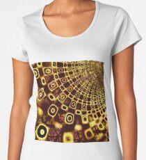 Multi-Layer Breakdown Women's Premium T-Shirt