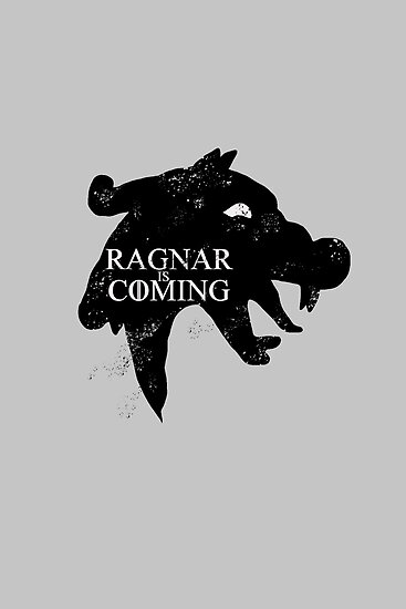 Ragnar is Coming by artsandherbs