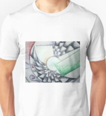 Kreated in Distortion Unisex T-Shirt