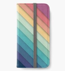 Retro Chevrons 002 iPhone Wallet/Case/Skin