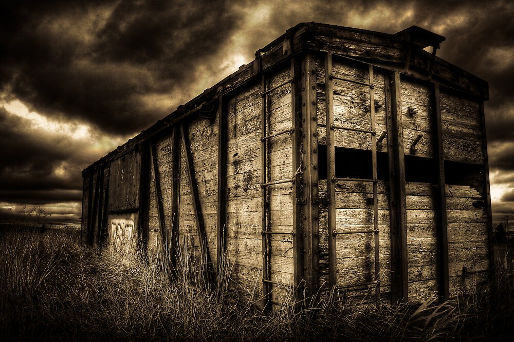 Desolation... by Kevin  Kroeker