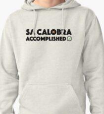 Sa Calobra Accomplished Cycling Mallorca Majorca Climb Spain  Pullover Hoodie