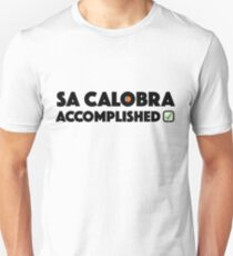 Sa Calobra Accomplished Cycling Mallorca Majorca Climb Spain  Unisex T-Shirt