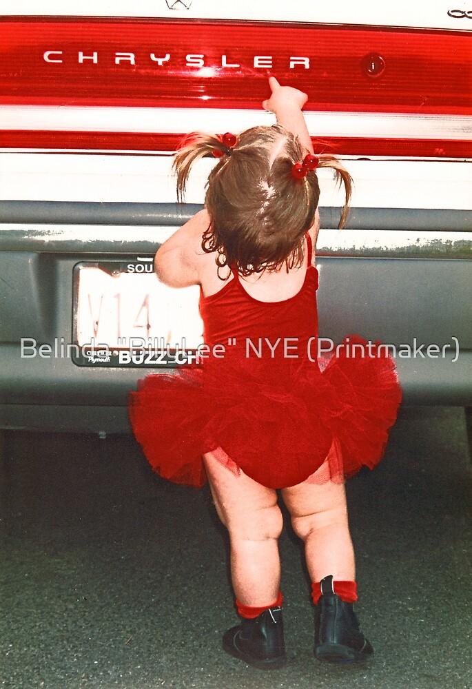 """Chrysler Baby by Belinda """"BillyLee"""" NYE (Printmaker)"""