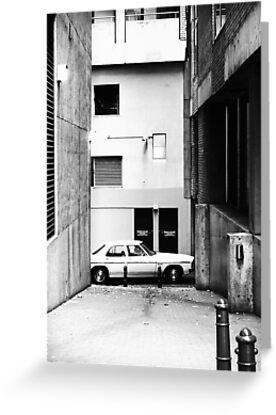 Suspicious Car by Rossman72