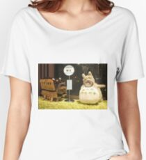Cat Cosplay Women's Relaxed Fit T-Shirt