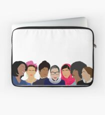 Feminist Girl Gang- Squad Goals Laptop Sleeve