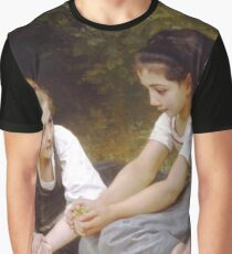 The Nut Gatherers Graphic T-Shirt