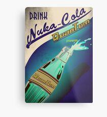 Nuka-Cola Quantum Metal Print