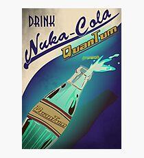 Nuka-Cola Quantum Photographic Print