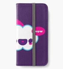 Wow Rainbow Étui portefeuille/coque/skin iPhone