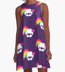 Wow Rainbow Robe trapèze