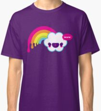 Wow Rainbow Classic T-Shirt