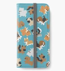 Chibi Puppers iPhone Wallet/Case/Skin