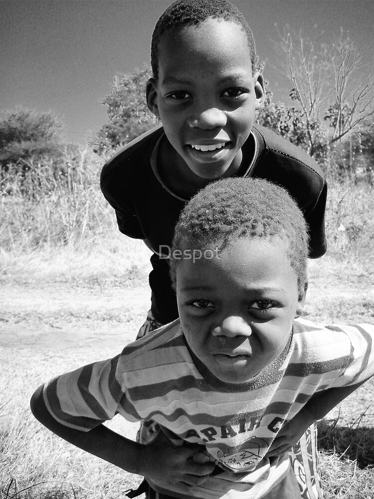Boys of Maun by Despot