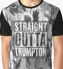 STRAIGHT OUTTA TRUMPTON (PIC) Graphic T-Shirt