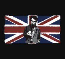 Punk is Not Dead - Sid Vicious - Sex Pistols - Union Jack