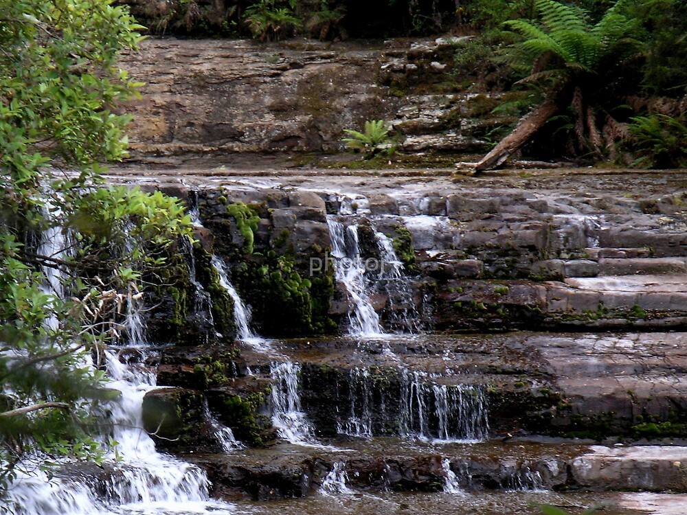 photoj Liffy Falls Reserve by photoj