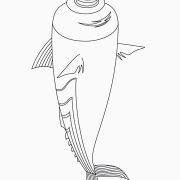 Jumbo AeroFish by gustomc