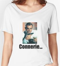 sean connery connerie drole Women's Relaxed Fit T-Shirt