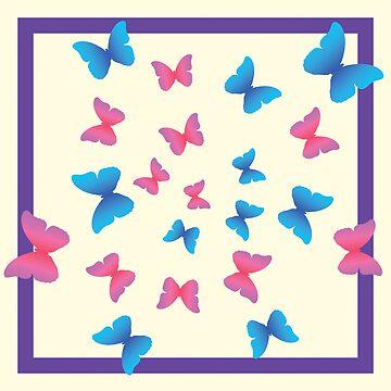 Ella's Butterflies by sarahmca
