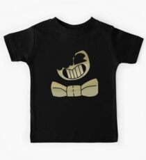 inky bendy- Bendy and the ink machine Kids Tee