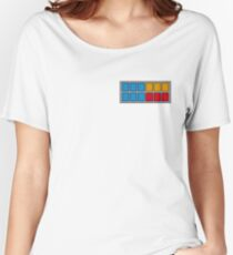 Grand Admiral Thrawn Insignia Women's Relaxed Fit T-Shirt