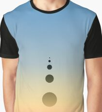 Morning colors Graphic T-Shirt