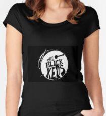 Black Keys Women's Fitted Scoop T-Shirt