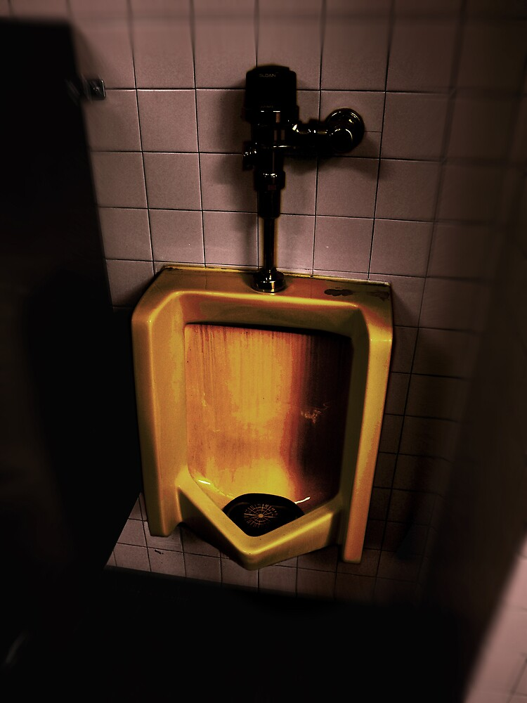 The Dirty Pisser by ArieDee