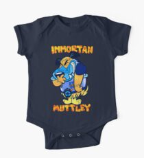 mutt the funny robbot One Piece - Short Sleeve