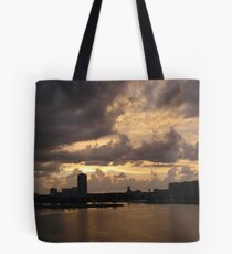 A View of St. Petersburg, FL Tote Bag