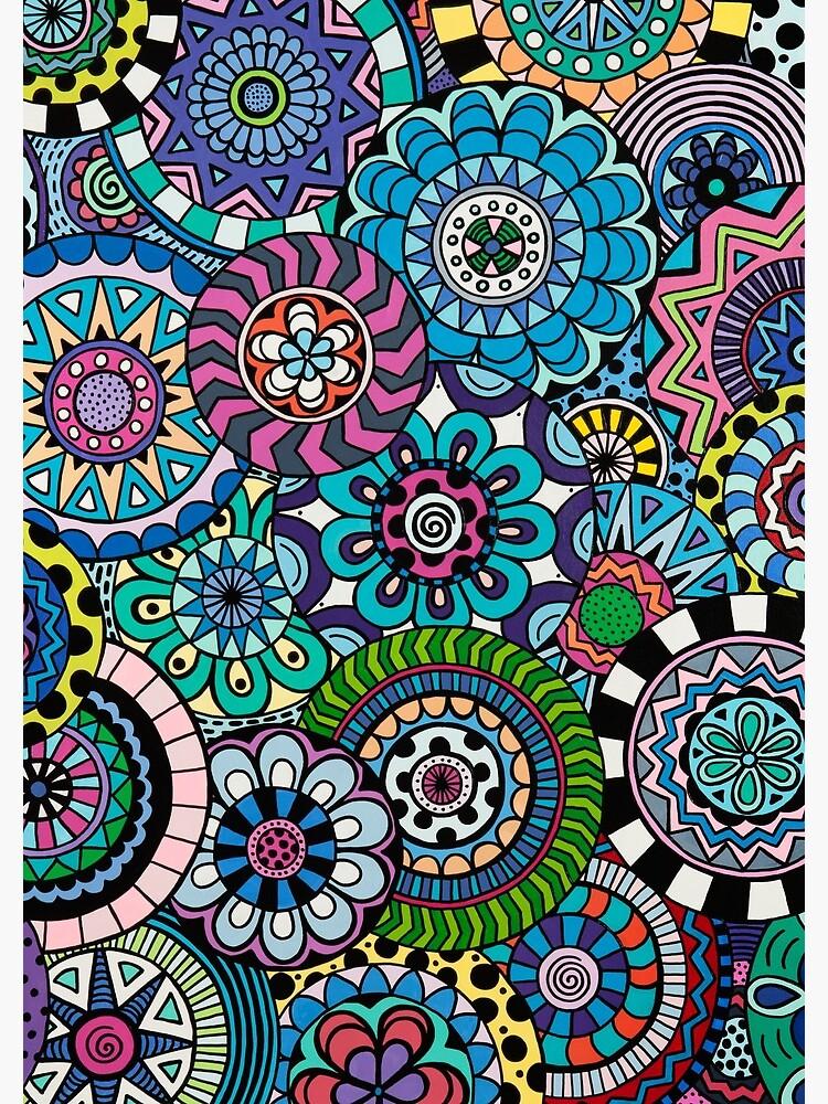 Many Mandalas by designsbybethan