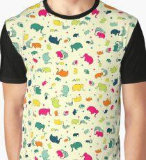Elephantastic Graphic T-Shirt