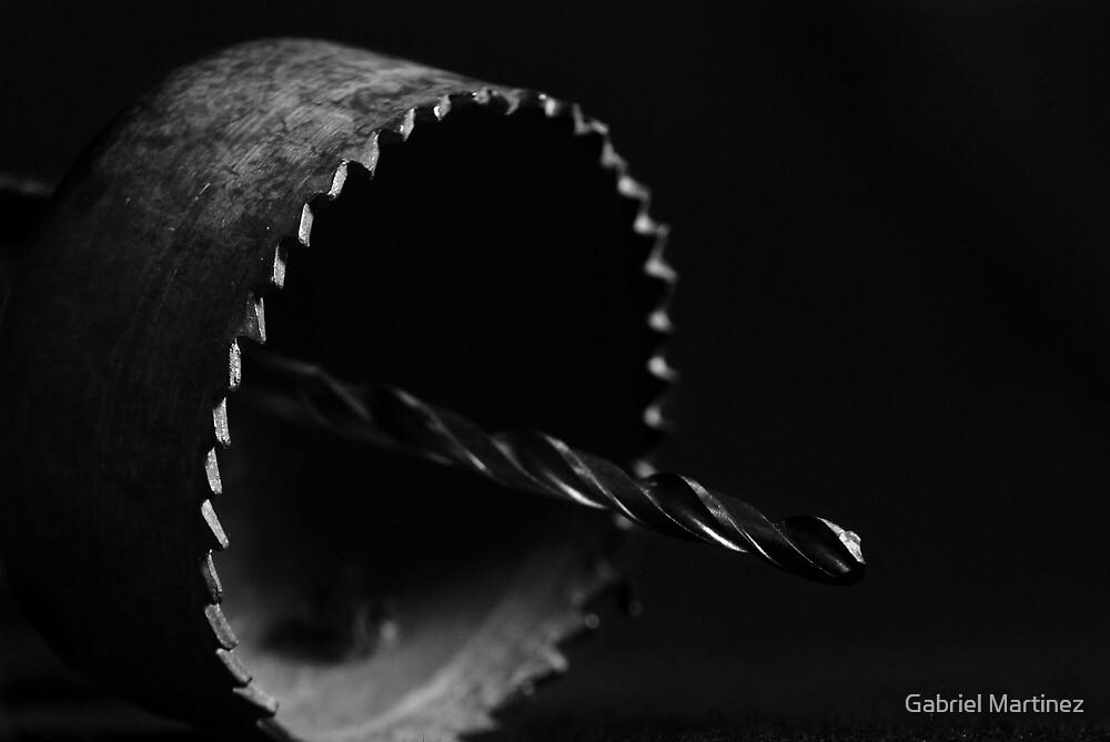 Drill Bit 1 by Gabriel Martinez