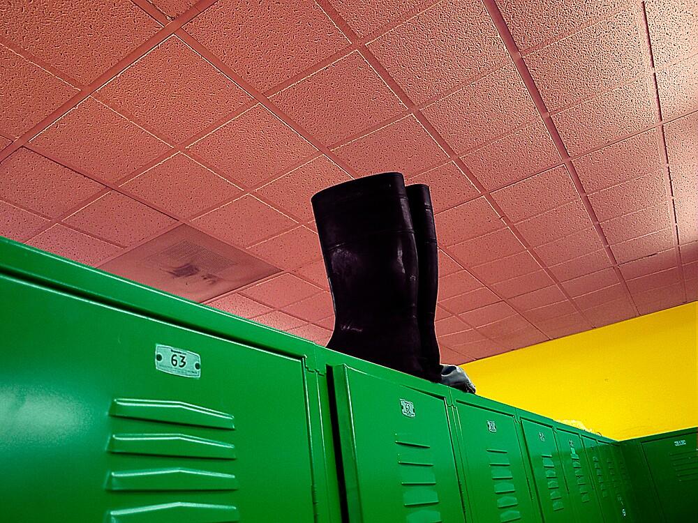 Rasta Lockers by ArieDee